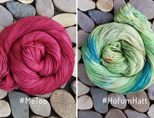 #HöfumHátt, #MeToo,  #IWill og styrkur til Stígamóta